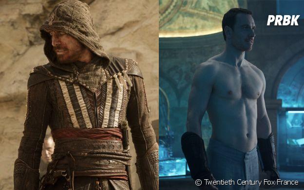 Assassin's Creed : passé contre présent pour Michael Fassbender