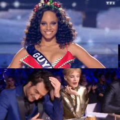 Amir sous le charme d'Alicia Aylies pendant Miss France 2017 : les internautes l'ont grillé !