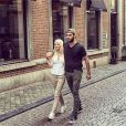 Nikola Lozina et Jessica Thivenin amoureux