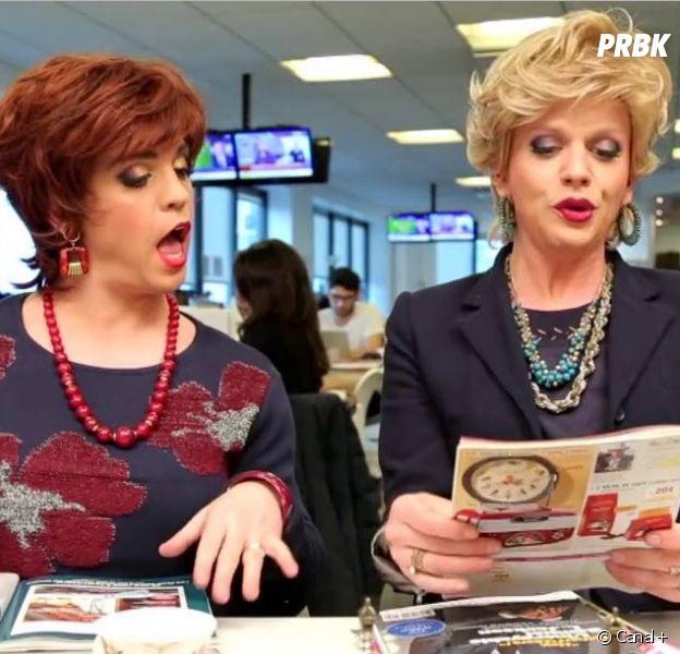 Yann Barthès ne supporte pas que Catherine et Liliane restent sur Canal +