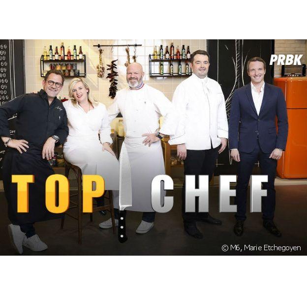Top Chef 2017 : la nouvelle règle inspirée de The Voice qui va tout changer