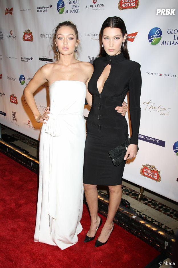 Gigi et Bella Hadid : les deux soeurs sont mannequins