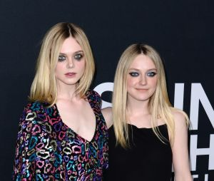 Elle et Dakota Fanning : les deux soeurs sont actrices