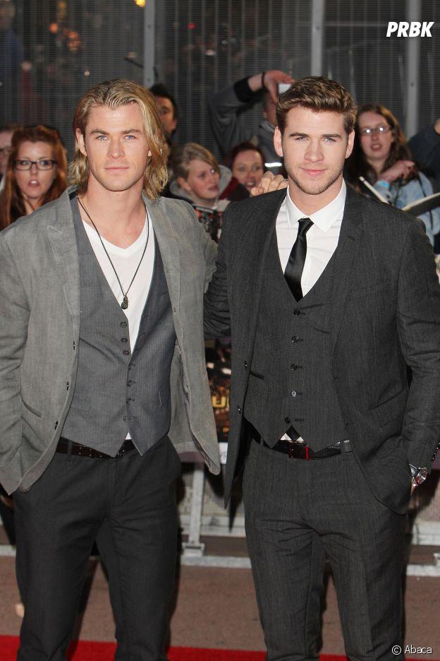 Chris et Liam Hemsworth : les deux frères acteurs