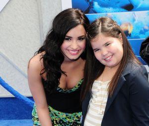 Demi Lovato et Madison De La Garza sont demi-soeurs