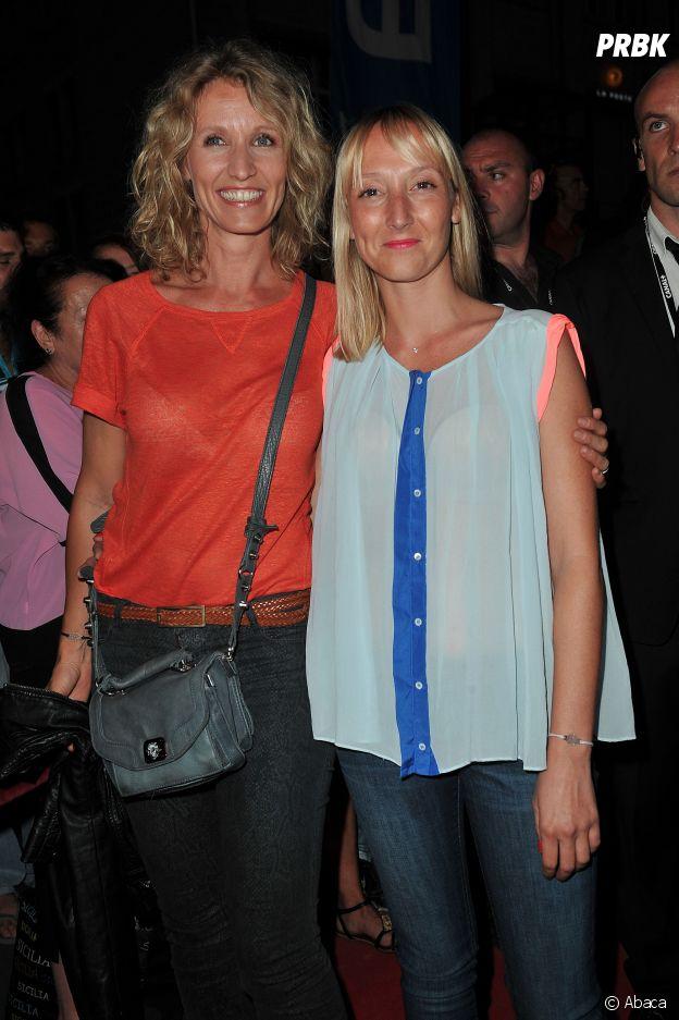 Alexandra et Audrey Lamy : deux soeurs qui se ressemblent