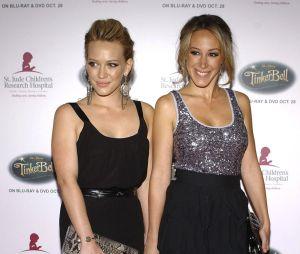 Hilary Duff et sa grande soeur Haylie