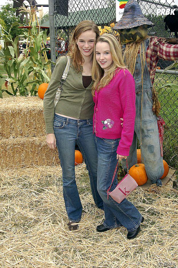 Danielle et Kay Panabaker : deux soeurs qui se ressemblent énormément