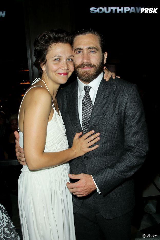 Jake Gyllenhaal et sa soeur Maggie