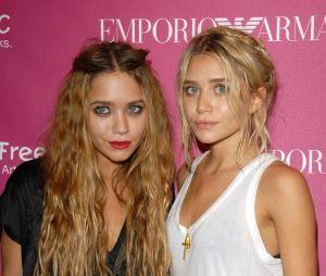 Les jumelles Ashley et Mary-Kate Olsen
