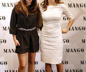 Penélope Cruz et sa petite soeur Monica