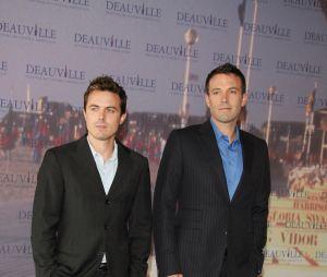 Ben Affleck et son petit frère Casey