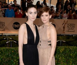Rooney Mara et sa grande soeur Kate