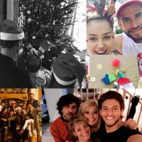 Antoine Griezmann et sa fille, Rayane Bensetti, Nina Dobrev... le Noël 2016 des stars 🎄