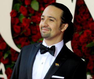 Top 10 des stars les plus généreuses en 2016 : Lin-Manuel Miranda (2ème)