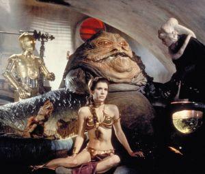 Carrie Fisher était connue pour avoir interprêté la Princesse Leia dans la saga Star Wars