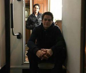 Teen Wolf sason 6 : Dylan O'Brien et Tyler Posey sur le tournage