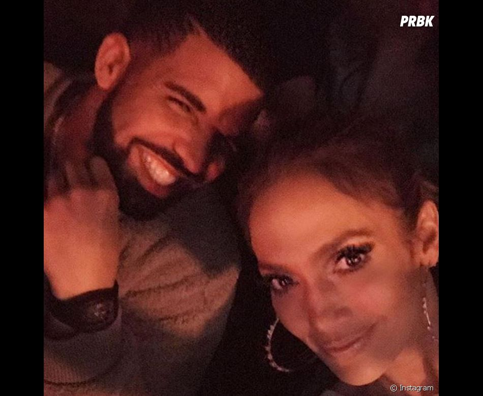 Drake et Jennifer Lopez en couple : cette fois, plus de doute, ils s'embrassent devant tout le monde
