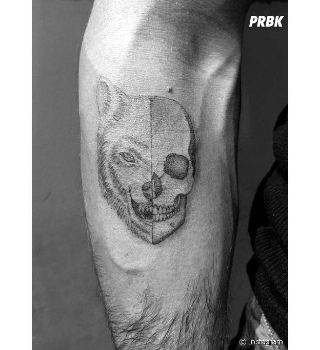 Voici le nouveau tatouage de Tyler Posey