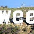Hollwyood rebaptisé Hollyweed pour célébrer 2017