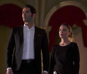 Lucifer : Tom Ellis ne veut pas du couple Chloé/Lucifer