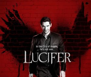 Lucifer : Tom Ellis sur l'affiche