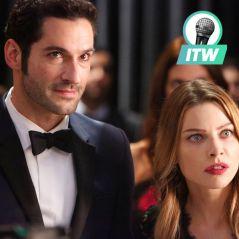 """Lucifer saison 1 : Tom Ellis donne son avis sur le """"couple"""" Chloé/Lucifer (Interview)"""