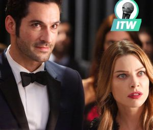 "Lucifer : Tom Ellis donne son avis sur le ""couple"" Chloé/Lucifer"