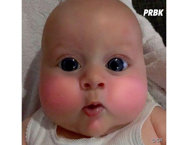 Snapchat : le filtre joues roses très populaire
