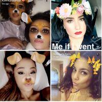Snapchat : voici les 10 filtres les plus utilisés en 2016