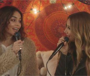 Vanessa Hudgens et Ashley Tisdale reprennent le titre Ex's and Oh's de Elle King