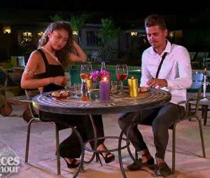 Les Princes de l'amour 3 : Florent et Emilie en dîner romantique