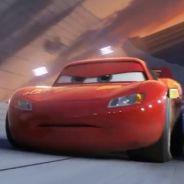 Cars 3 : Flash McQueen en mode Rocky dans une bande-annonce intense