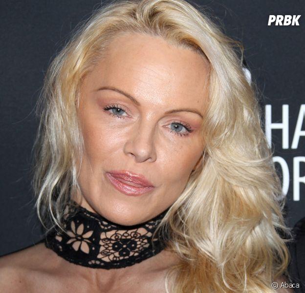 PHOTO Pamela Anderson poste une photo delle toute