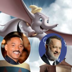 Dumbo : Will Smith et Tom Hanks dans le film live de Tim Burton ?