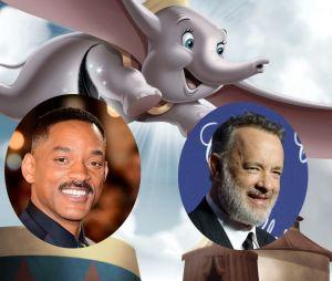 Dumbo : Will Smith et Tom Hanks dans le film live de Tim Burton ?