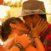Axel (Les Princes de l'amour 4) embrasse Cécile pour la première fois 💏