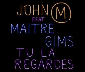"""Le duo """"Tu la regardes"""" de Maître Gims et John Mamann."""