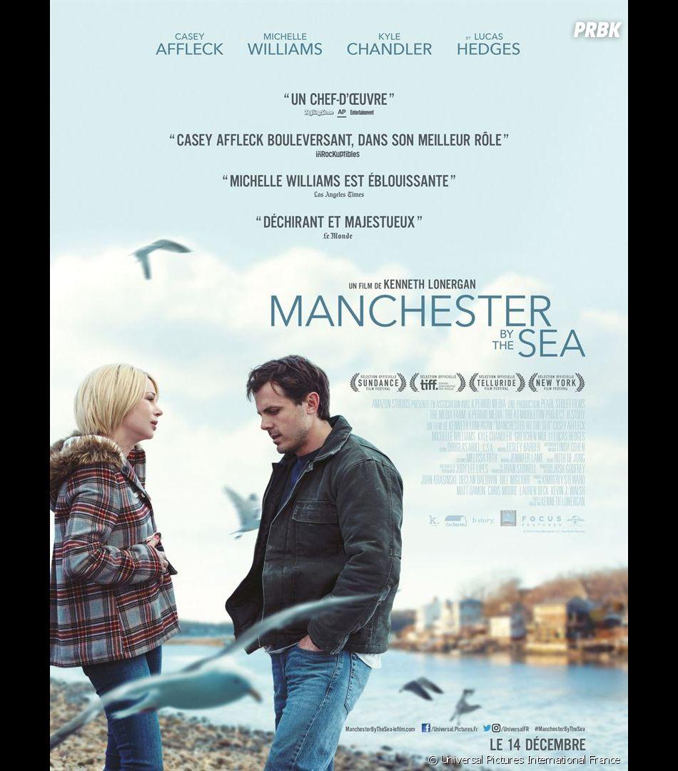 Manchester by the Sea nommé aux Oscars 2017