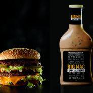 McDonald's : sa mythique sauce du Big Mac ENFIN mise en vente