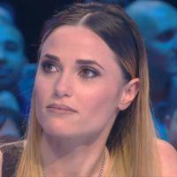 Capucine Anav émue dans TPMP, elle réagit aux déclarations de Nicolas Sarkozy à son sujet