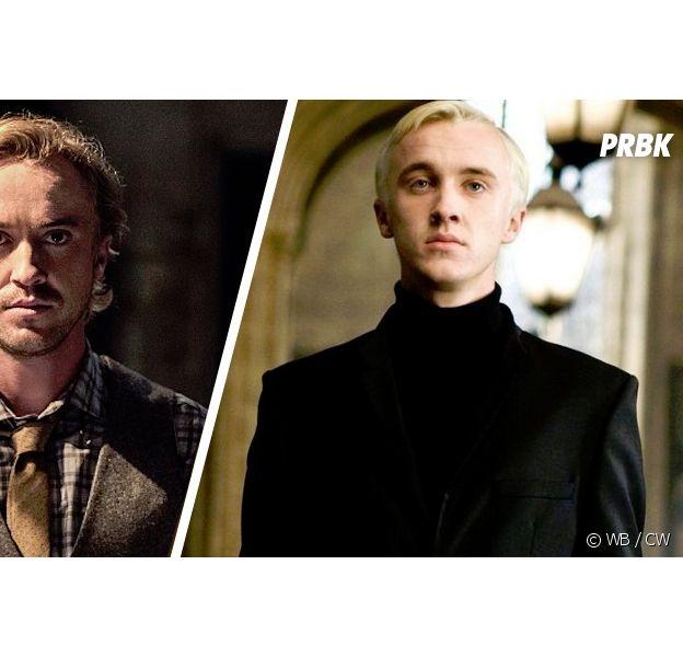 Harry Potter : Tom Felton prêt à reprendre son rôle de Drago