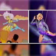 Les Simpson avait prédit le show de Lady Gaga au Super Bowl