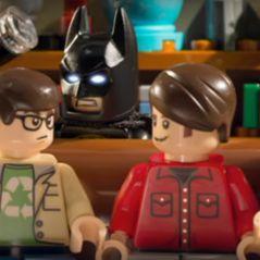 The Big Bang Theory : Lego Batman s'invite chez les geeks et c'est culte