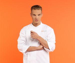 Top Chef 2017 : Maximilien Dienst (23 ans)