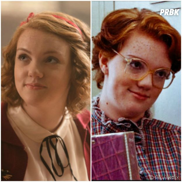 Shannon Purser : Ethel Muggs dans Riverdale VS Barbara dans Strangers Things