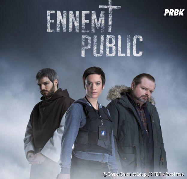 Ennemi Public : la série doublée pour la diffusion sur TF1
