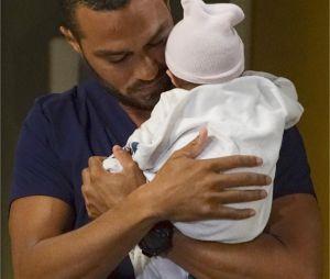 Grey's Anatomy saison 12 : Jackson et sa fille