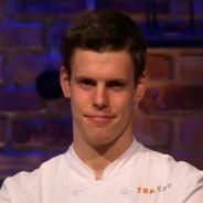 """David Gremillet (Top Chef 2017) éliminé : son message pour les haters qui le trouvent """"arrogant"""""""