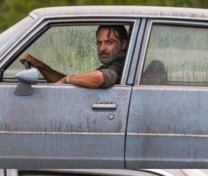 The Walking Dead saison 7 : Rick et Michone façon Fast & Furious dans une séquence sanglante
